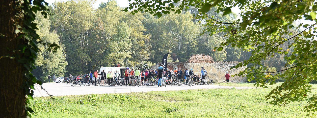 4. Jelačićeva biciklijada - Novi dvori
