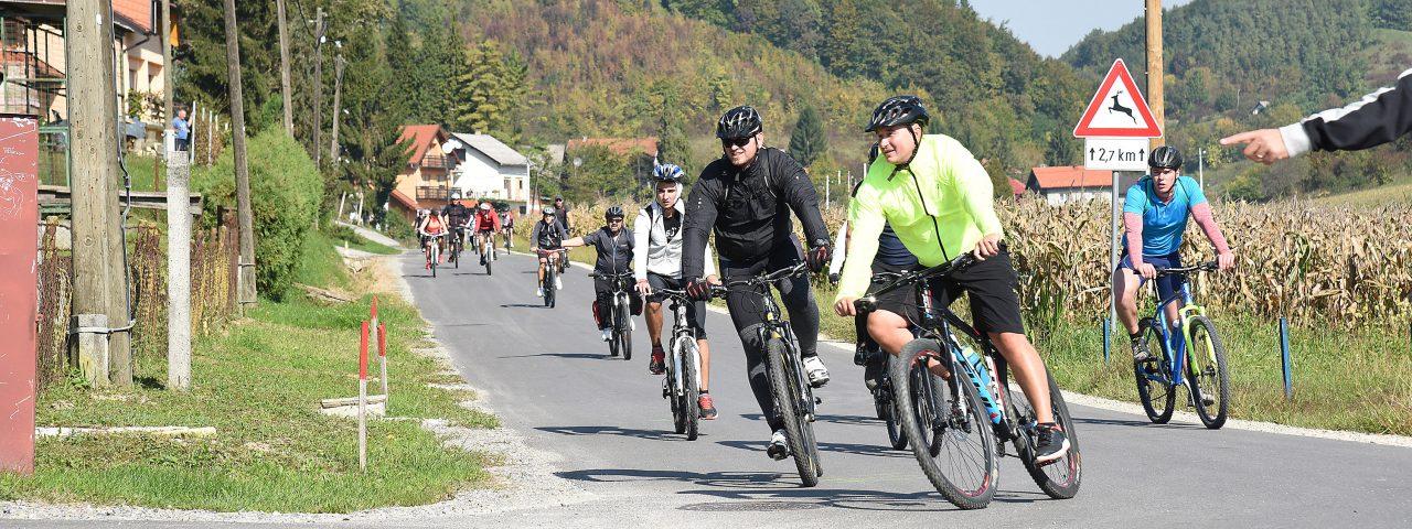 4. Jelačićeva biciklijada - Pušća